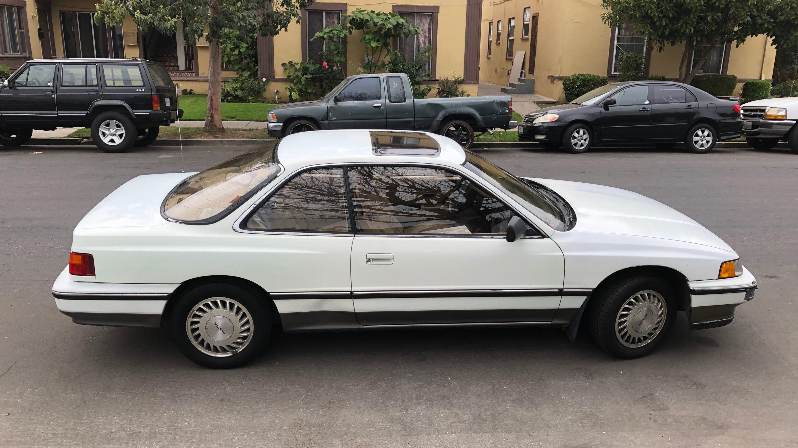 1989 Acura Legend coupe